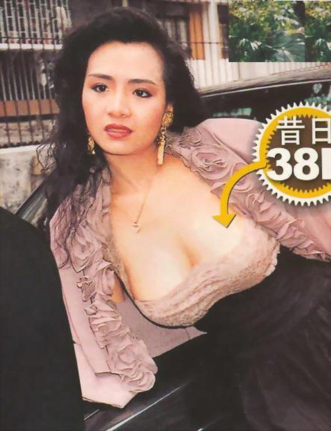 Mỹ nhân bốc lửa nhất trong phim Châu Tinh Trì: Về già cô độc, tiều tụy không nhận ra-2