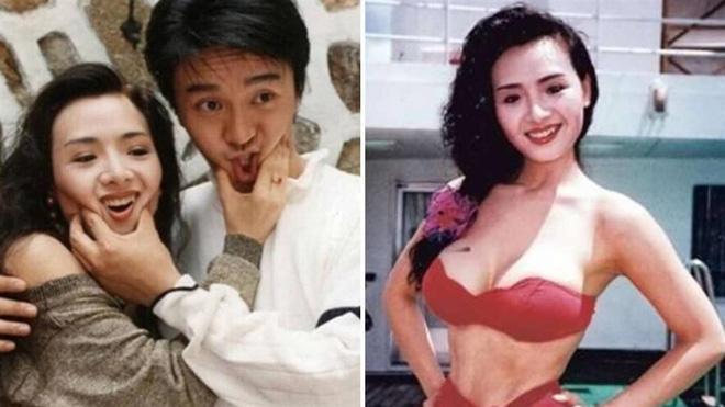 Mỹ nhân bốc lửa nhất trong phim Châu Tinh Trì: Về già cô độc, tiều tụy không nhận ra-4