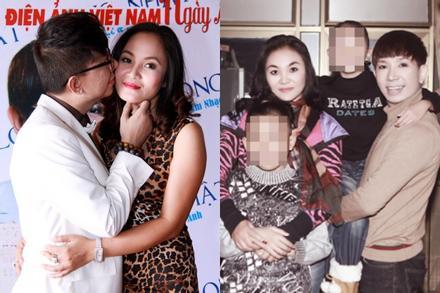 Sau scandal bị bắt ở động mại dâm nam, Long Nhật bức xúc bế con đi xét nghiệm ADN