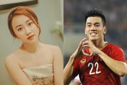 Diễn viên Huỳnh Hồng Loan tiết lộ đang tìm hiểu cầu thủ Tiến Linh