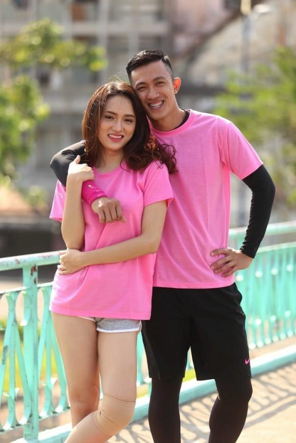 Đường tình may ít rủi nhiều của Hương Giang trước khi công khai bạn trai mới-3