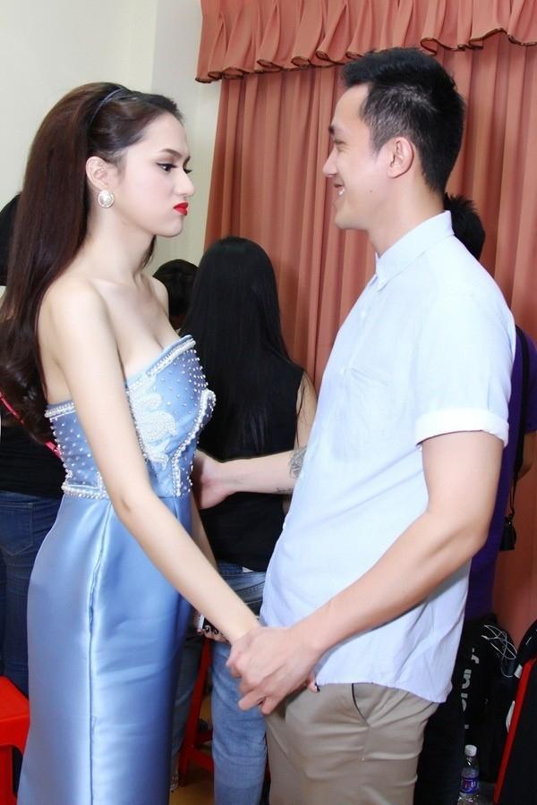 Đường tình may ít rủi nhiều của Hương Giang trước khi công khai bạn trai mới-4
