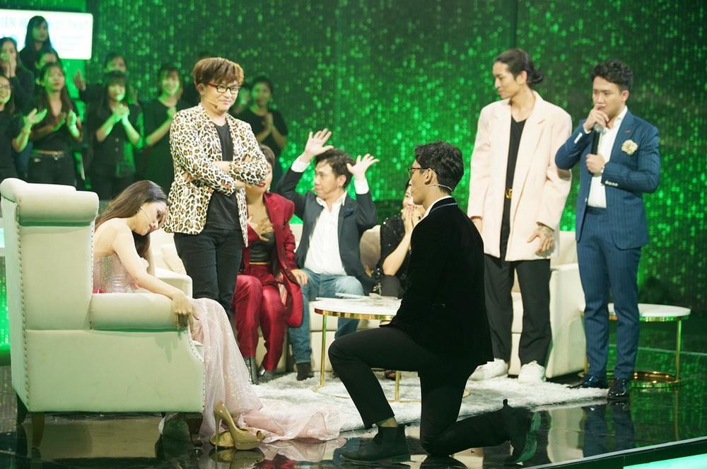 Đường tình may ít rủi nhiều của Hương Giang trước khi công khai bạn trai mới-5