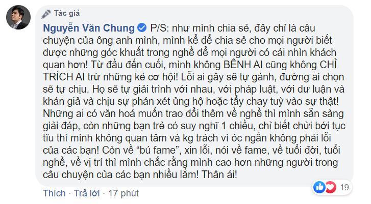 Nhạc sĩ Nguyễn Văn Chung nói về quan hệ quản lý - nghệ sĩ giữa ồn ào Châu Đăng Khoa - Orange-3