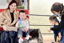 Con trai sắp tròn 4 tuổi, single mom Ly Kute liền cùng quý tử làm điều ý nghĩa