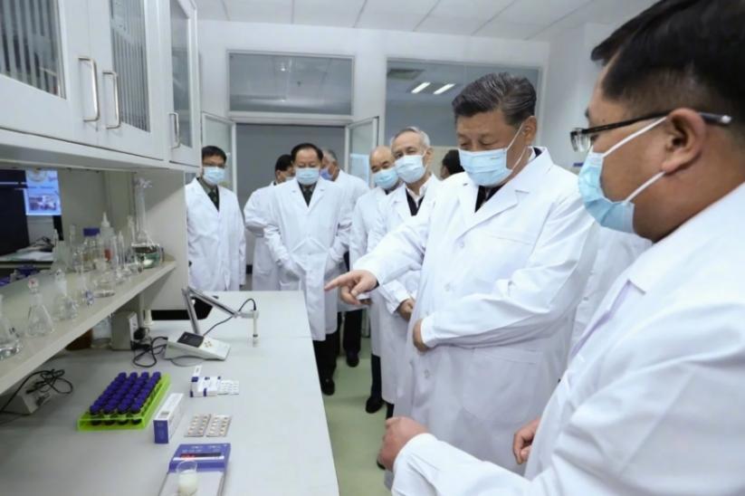 Ca nhiễm Covid-19 ở Trung Quốc giảm mạnh, Mỹ có 6 người tử vong-1