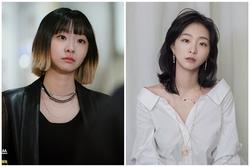 Khác hoàn toàn hình ảnh nữ quái trong 'Itaewon class', Kim Da Mi ngoài đời đẹp thuần khiết