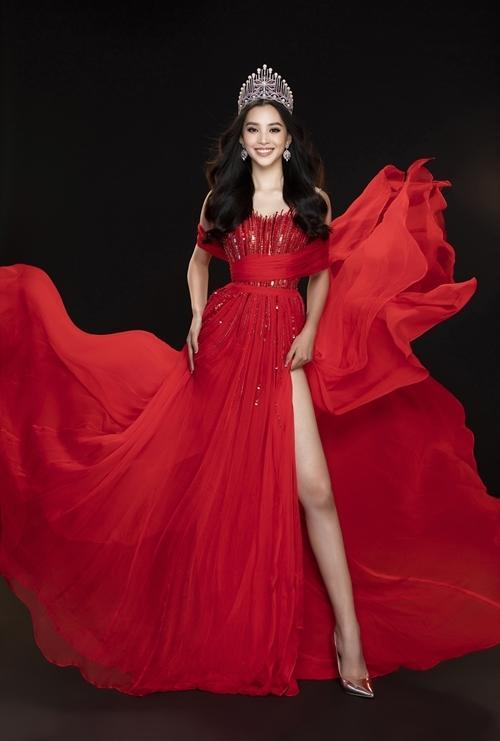 Tiểu Vy rực rỡ như đóa hoa hồng - Jessica lên đồ công sở dự sự kiện vẫn đẹp xuất sắc-1