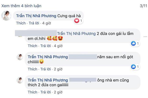 Nhã Phương tiếp tục sinh con gái cho Trường Giang vào năm sau?-2