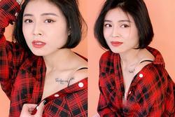 MC Hoàng Linh tung bộ ảnh khoe vai trần và vòng 1 gợi cảm