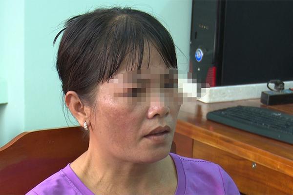 Níu giữ chồng, người phụ nữ báo tin giả bị hiếp dâm, cướp tài sản-1