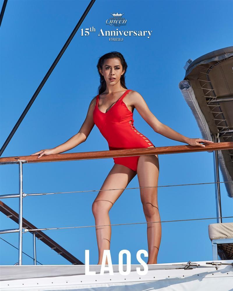 Miss International Queen 2020 tung ảnh bikini: Hoài Sa khéo khoe đường cong, Vicky Trần đẹp mê hoặc-11