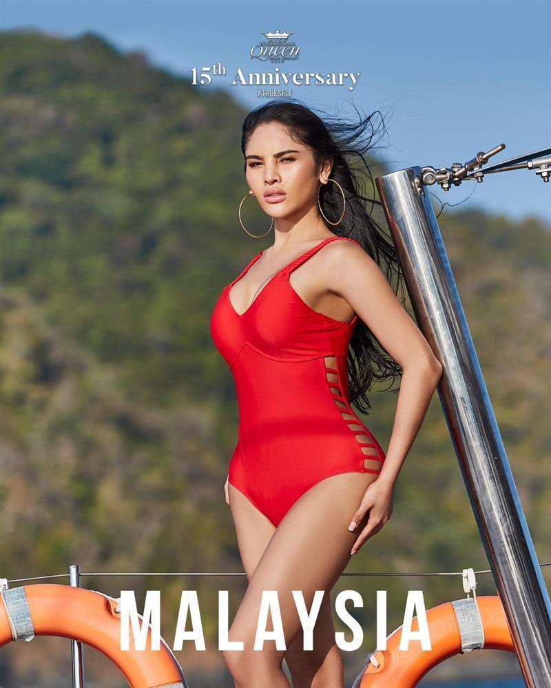 Miss International Queen 2020 tung ảnh bikini: Hoài Sa khéo khoe đường cong, Vicky Trần đẹp mê hoặc-12