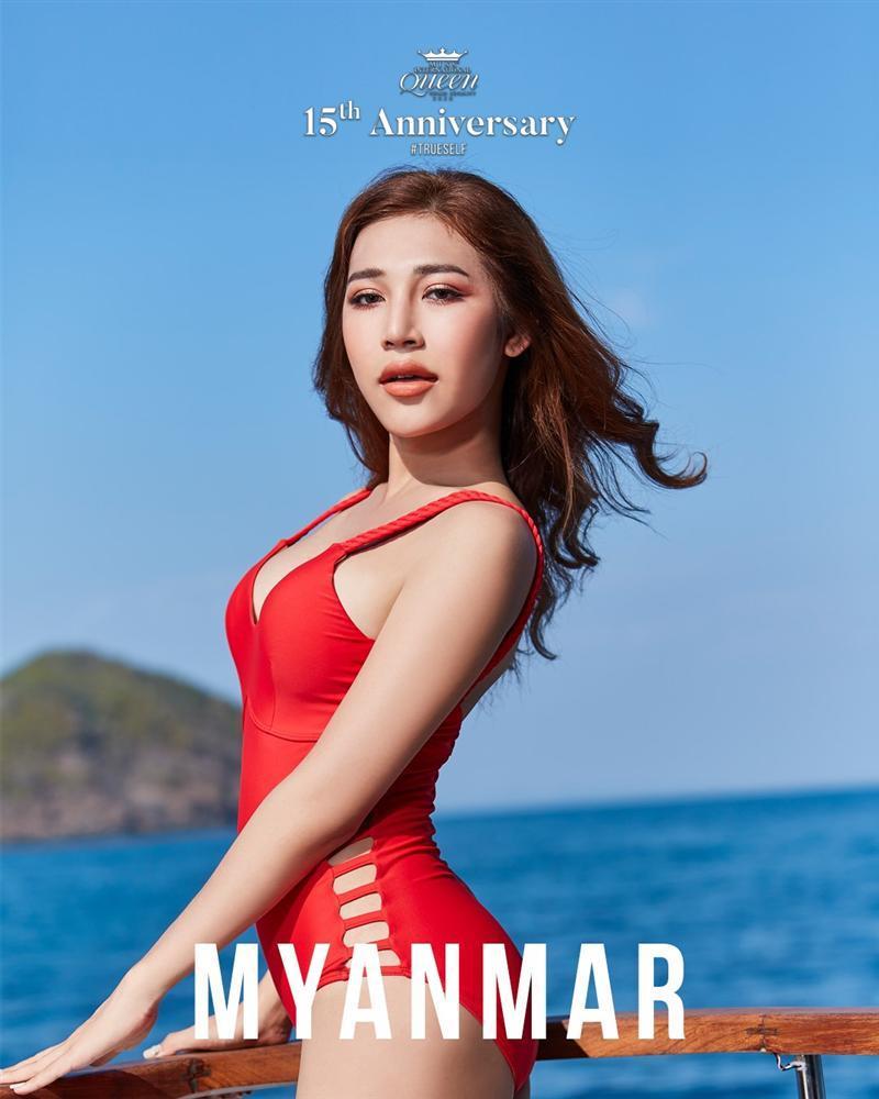 Miss International Queen 2020 tung ảnh bikini: Hoài Sa khéo khoe đường cong, Vicky Trần đẹp mê hoặc-14
