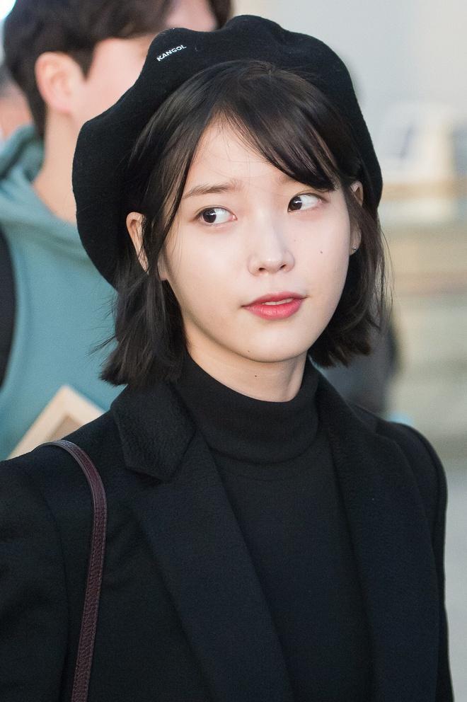 Jennie và dàn mỹ nhân Hàn để tóc đen cũng đủ xinh đẹp-7