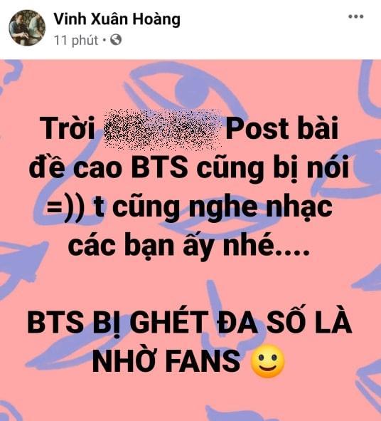 Vinh Râu và nhóm hài FAPtv đại chiến với fans BTS-2