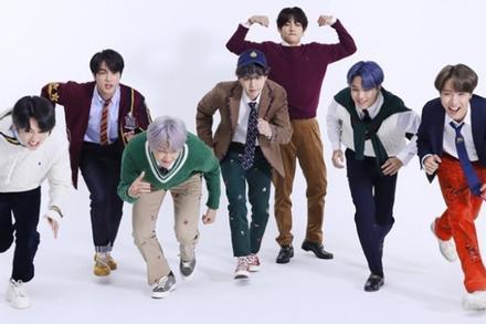 Nhóm nhạc BTS lập kỷ lục mới trên bảng xếp hạng Billboard