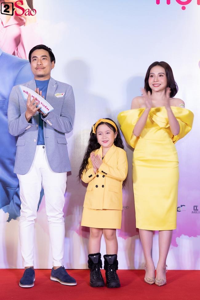 Cát Phượng hộ tống Kiều Minh Tuấn ra mắt phim mới giữa mùa dịch corona-17