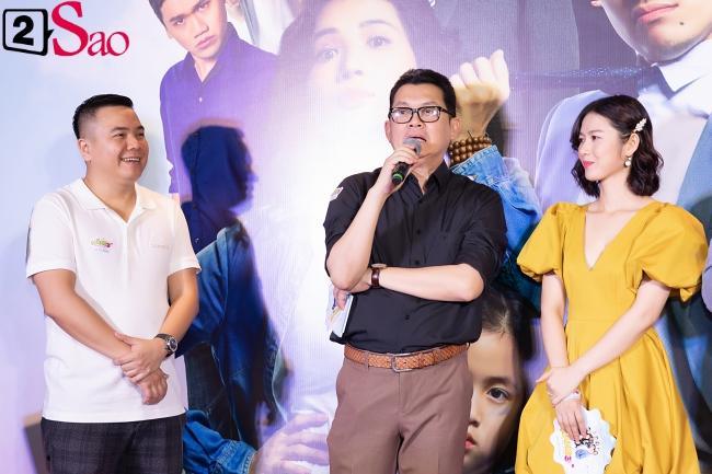 Cát Phượng hộ tống Kiều Minh Tuấn ra mắt phim mới giữa mùa dịch corona-18