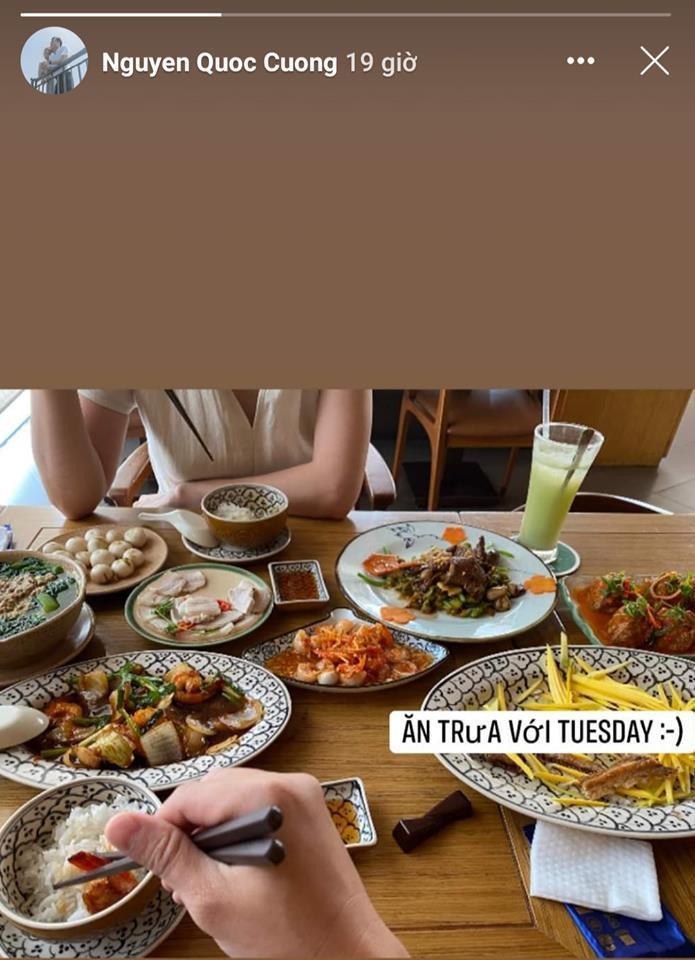 Cường Đô La công khai đi ăn với Tuesday và sự thật khó đỡ-1