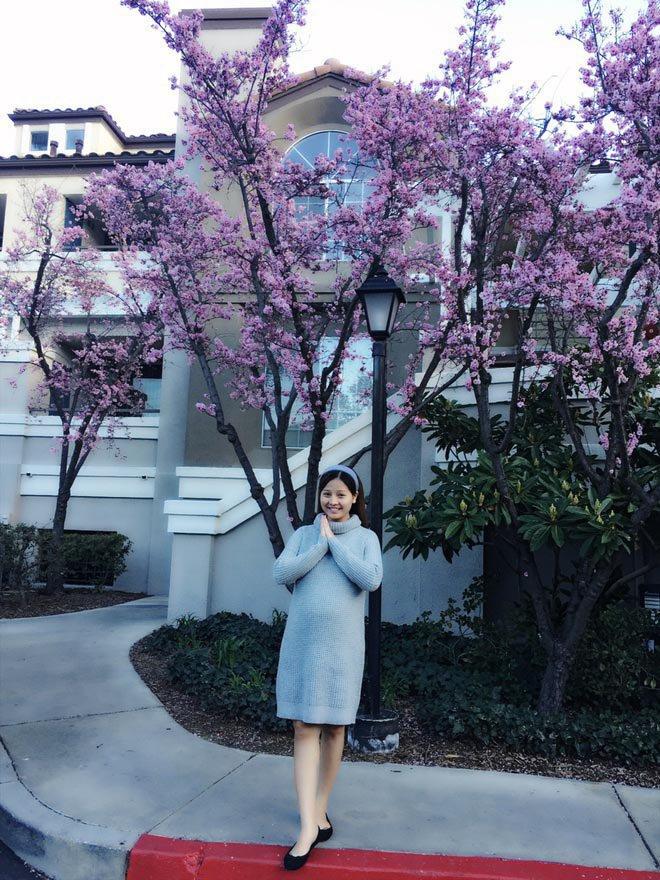 Diễn viên Khánh Hiền mang bầu lần 2 ngoài dự tính, tủi thân kể về cuộc sống ở Mỹ-3