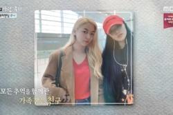 Luna bị chỉ trích vì tiết lộ hình ảnh bạn thân đã mất trên truyền hình