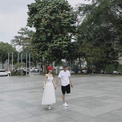 Xôn xao loạt ảnh cưới của cặp đôi khuyết tật, cô dâu hóa ra là cái tên đình đám giới trẻ Việt-1