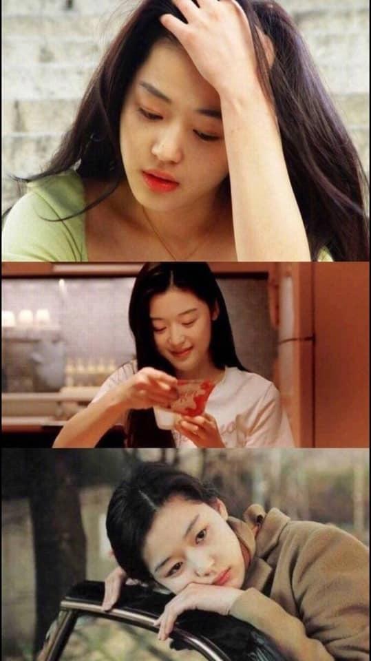 Ảnh Jeon Ji Hyun năm 20 tuổi gây chú ý-6