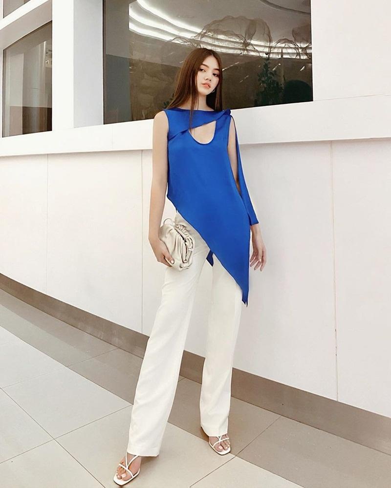 Linh Ka khoe street style như không mặc quần - Chi Pu mặc đồ mượn đẹp hơn cả bản gốc-5