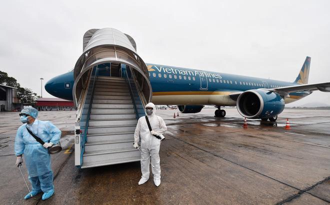 Đã tìm được 6 người nhập cảnh từ chuyến bay của Vietnam Airlines có khách Nhật Bản nhiễm virus corona-1