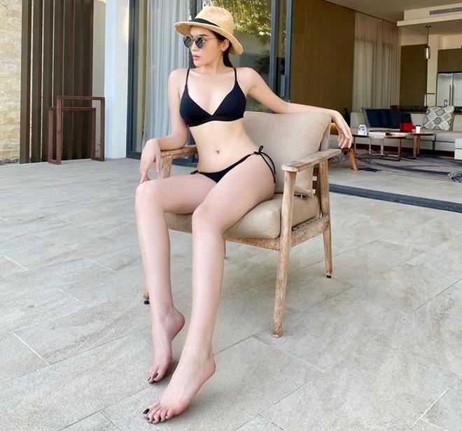 Ăn chơi như hội bạn thân Kỳ Duyên: Diện dresscode bikini mà từ mẹ bỉm đến gái xuân đều sexy hết cỡ-4