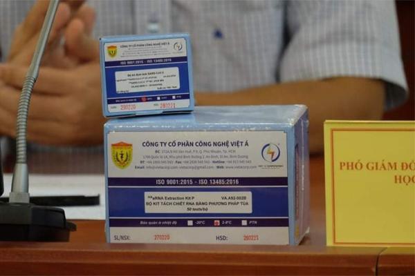 Việt Nam có thêm bộ KIT test nhanh virus Corona trong 2 tiếng-1