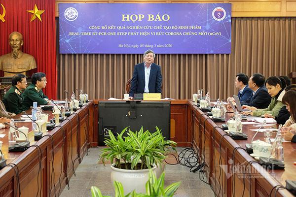 Việt Nam có thêm bộ KIT test nhanh virus Corona trong 2 tiếng-3