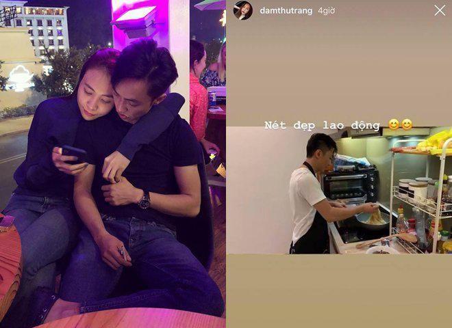 Lần đầu khoe ảnh nấu ăn cho Cường Đô La, Đàm Thu Trang khéo tay cỡ nào?-2
