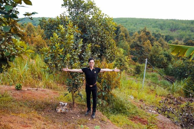 Ngọc Sơn khoe mảnh đất rộng 20.000 m2 ở Lâm Đồng-1