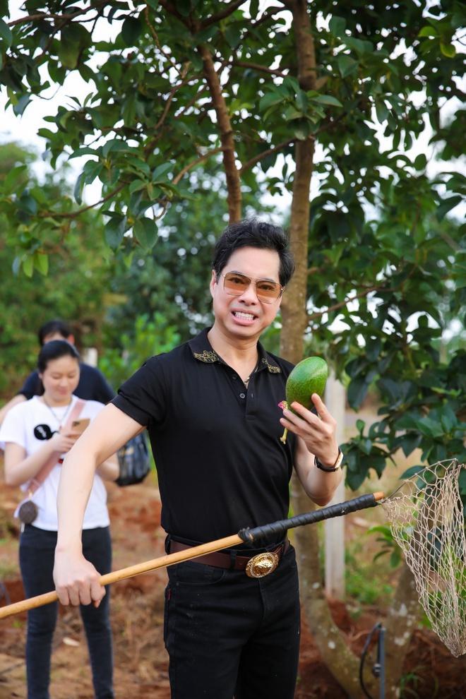 Ngọc Sơn khoe mảnh đất rộng 20.000 m2 ở Lâm Đồng-3