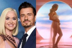 Katy Perry mang thai ở tháng thứ 6