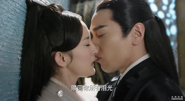Chồng cũ Dương Mịch đứng đầu danh sách mỹ nam có cảnh hôn làm đau bạn diễn-3