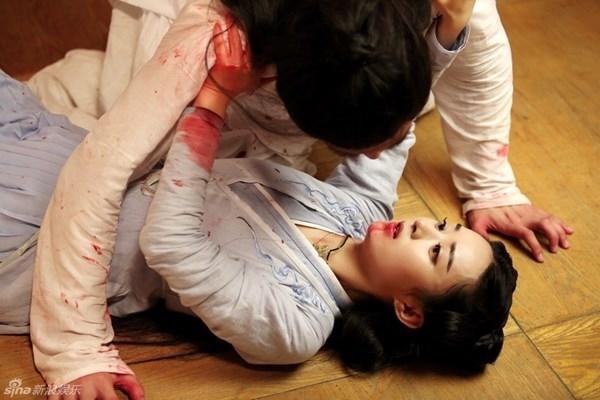 Chồng cũ Dương Mịch đứng đầu danh sách mỹ nam có cảnh hôn làm đau bạn diễn-11