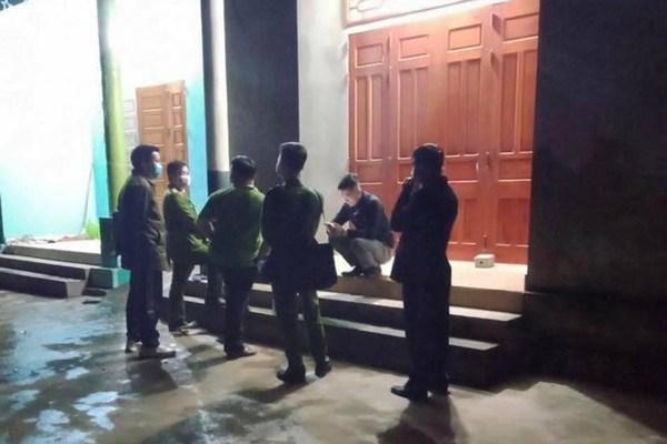 Chém vợ trọng thương rồi chích điện tự tử ở Tuyên Quang-1