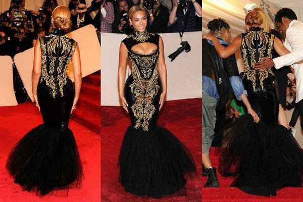 Váy làm chảy máu và loạt trang phục báo hại người nổi tiếng-4