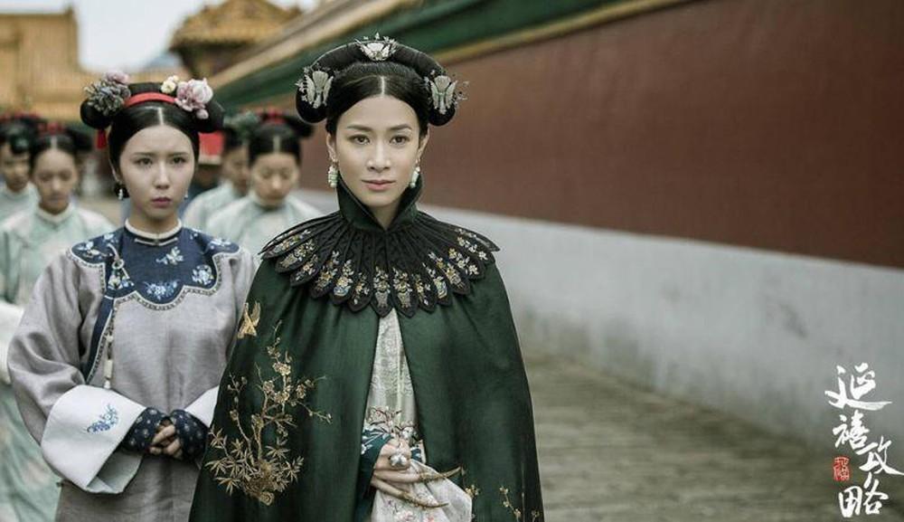 Xa Thi Mạn, Tuyên Huyên và những phi tần lắm mưu nhiều kế nhất màn ảnh Hoa ngữ-2