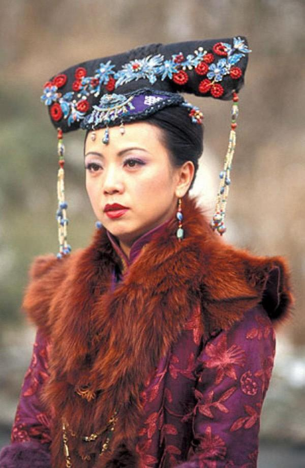 Xa Thi Mạn, Tuyên Huyên và những phi tần lắm mưu nhiều kế nhất màn ảnh Hoa ngữ-5