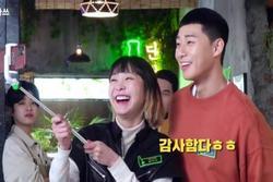 Dàn diễn viên trêu đùa nhau ở hậu trường 'Tầng lớp Itaewon'