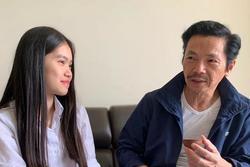 Bố Sơn của 'Về nhà đi con' viết tâm thư gửi con gái 17 tuổi