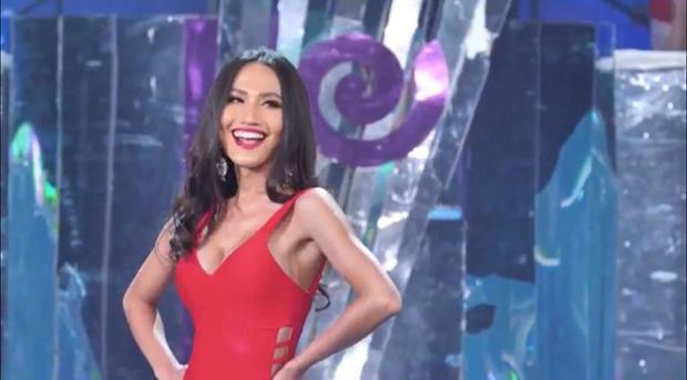 Hoài Sa tỏa sáng tại bán kết Hoa hậu Chuyển giới, đâu ngại mặc lại đồ cũ của Hoàng Thùy-2