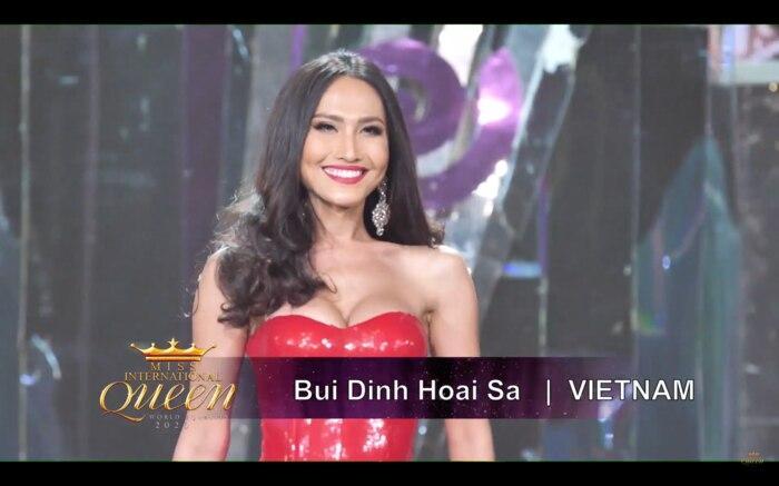 Hoài Sa tỏa sáng tại bán kết Hoa hậu Chuyển giới, đâu ngại mặc lại đồ cũ của Hoàng Thùy-6