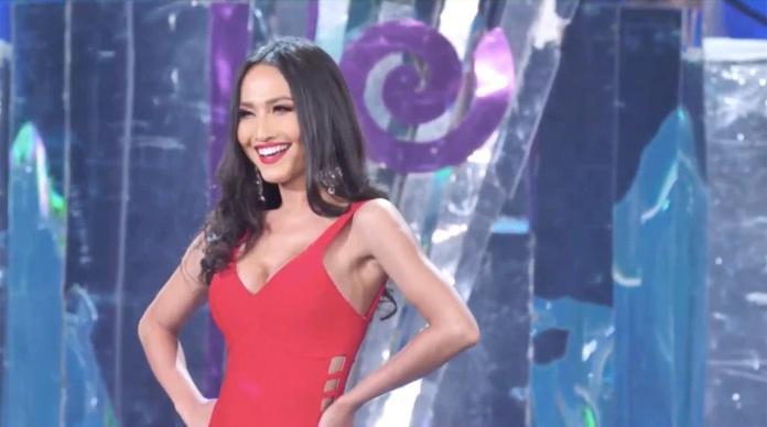 Hoài Sa tỏa sáng tại bán kết Hoa hậu Chuyển giới, đâu ngại mặc lại đồ cũ của Hoàng Thùy-3