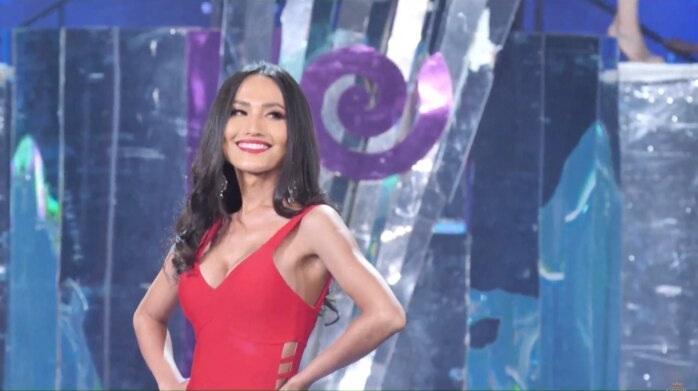 Hoài Sa tỏa sáng tại bán kết Hoa hậu Chuyển giới, đâu ngại mặc lại đồ cũ của Hoàng Thùy-4