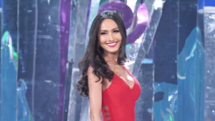 Hoài Sa tỏa sáng tại bán kết Hoa hậu Chuyển giới, đâu ngại mặc lại đồ cũ của Hoàng Thùy-5
